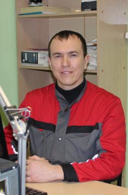 Дмитрий мастер-приёмщик